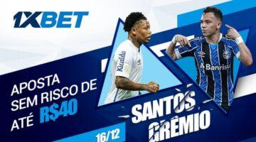 Santos x Grêmio Libertadores