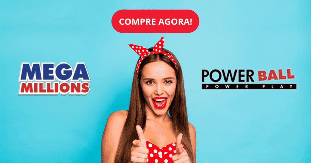 Jackpot Mega Millions e Powerball