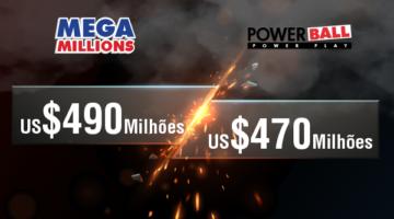 Aposte na Loteria Americana e Ganhe Até 1 Bilhão de Dólares